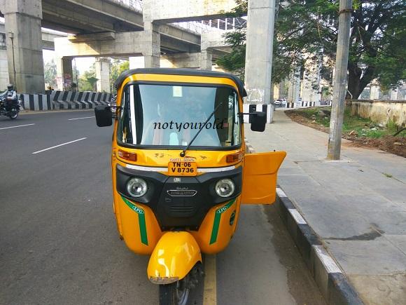 Trip to Chennai